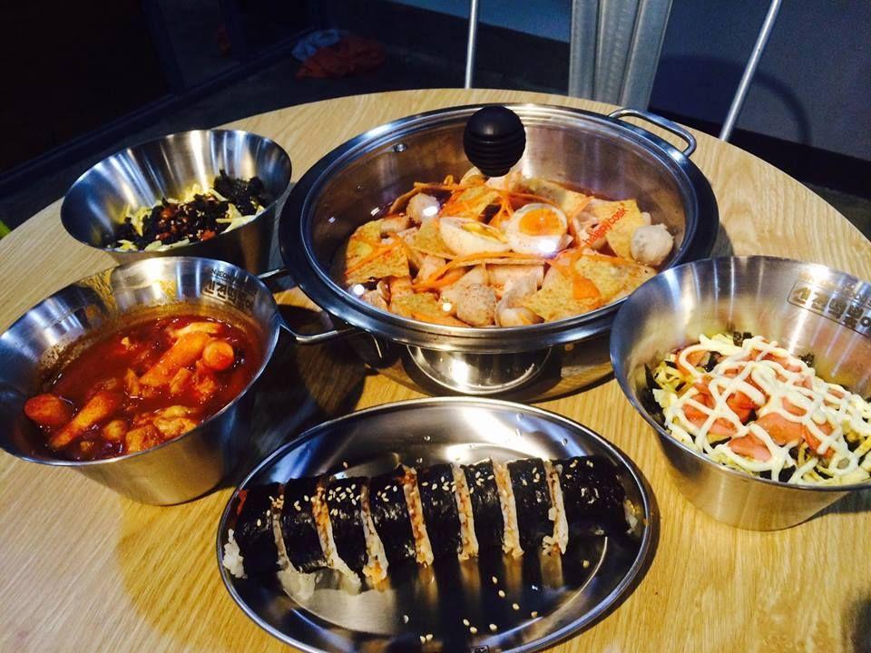 Sinjeon Tokbokki - Ẩm Thực Hàn Quốc - Hồ Tùng Mậu