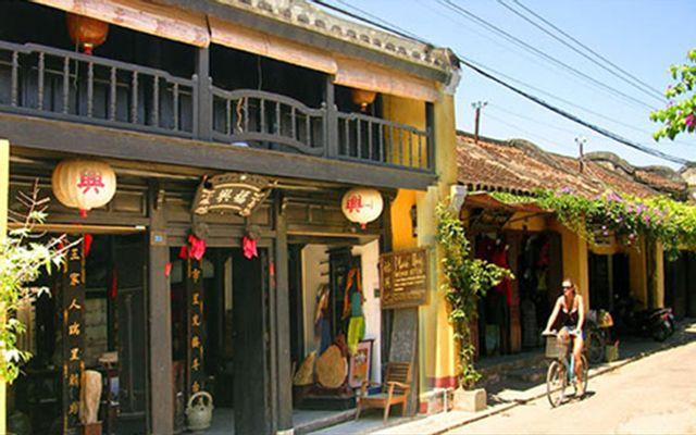 Nhà Cổ Tấn Ký ở Quảng Nam