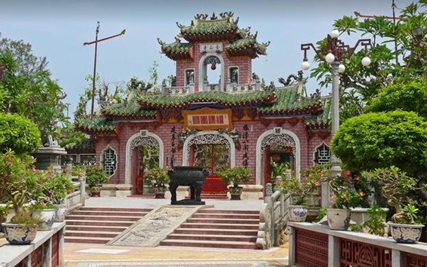 24 Trần Phú, P. Minh An Tp. Hội An Quảng Nam
