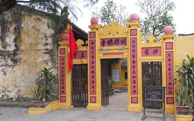 7 Nguyễn Huệ, P. An Định Tp. Hội An Quảng Nam