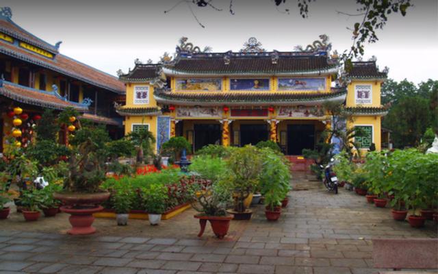 Nhà Thờ Tộc Trần ở Quảng Nam