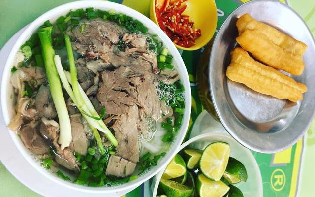 Mạnh Cường - Phở Bò ở Hà Nội
