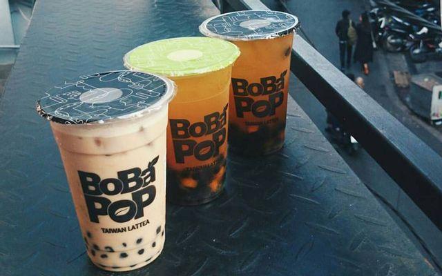 Trà Sữa Bobapop - Lạc Trung ở Hà Nội