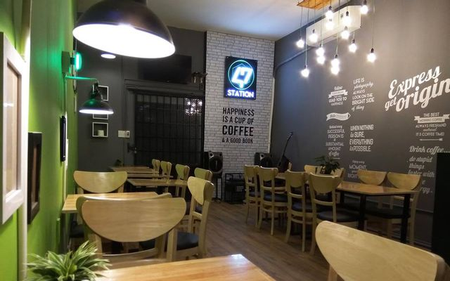 47 Station Coffee & Drink ở Đắk Lắk