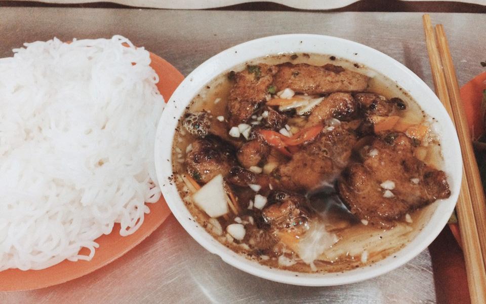 Sơn Hải - Bún Chả Hà Nội & Bún Đậu Mẹt
