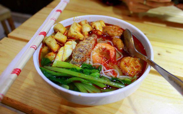 Quán Hồng - Bún Bò & Bún Thái Hải Sản ở Lâm Đồng