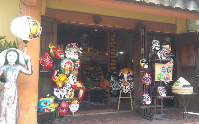 Nhà Biểu Diễn Nghệ Thuật Cổ Truyền Hội An ở Quảng Nam