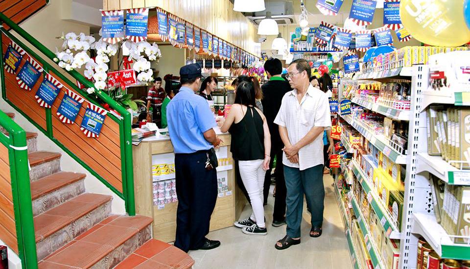 US.Mart - Thực phẩm Mỹ - Nguyễn Đức Cảnh