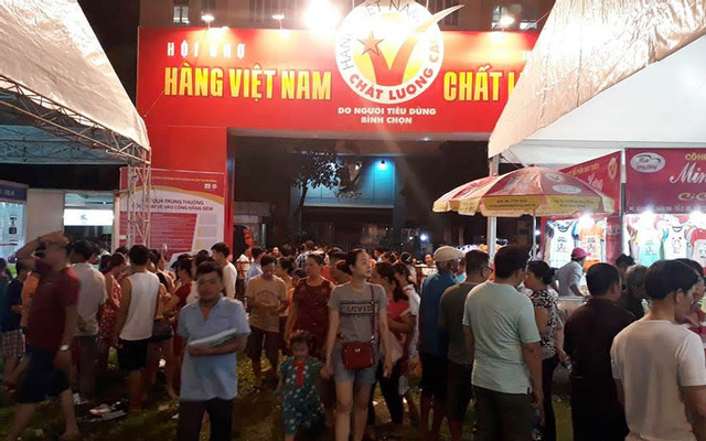 Hội Chợ Hàng Việt Nam Chất Lượng Cao - Nguyễn Tất Thành ở Bình Định