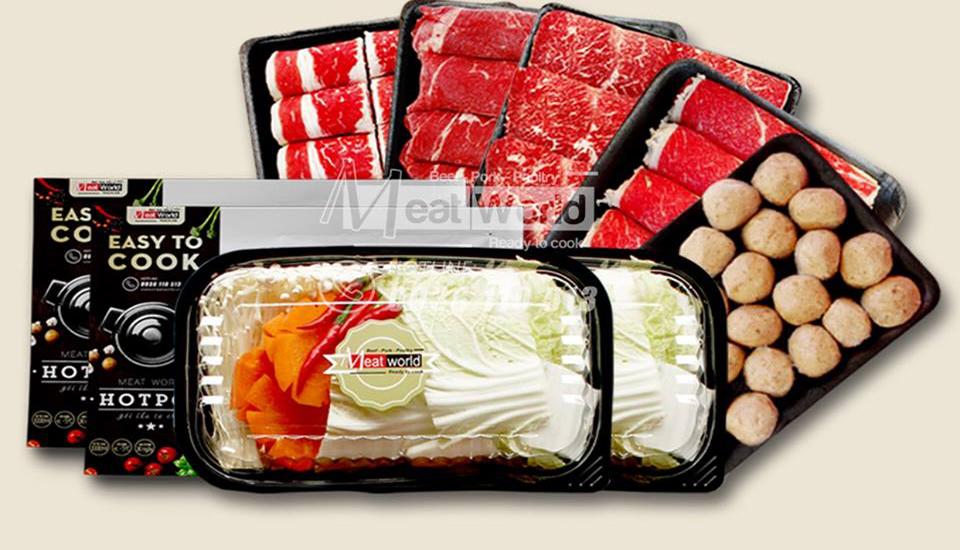 Meat World - Thịt Tươi Sống Nhập Khẩu - Trần Khắc Chân