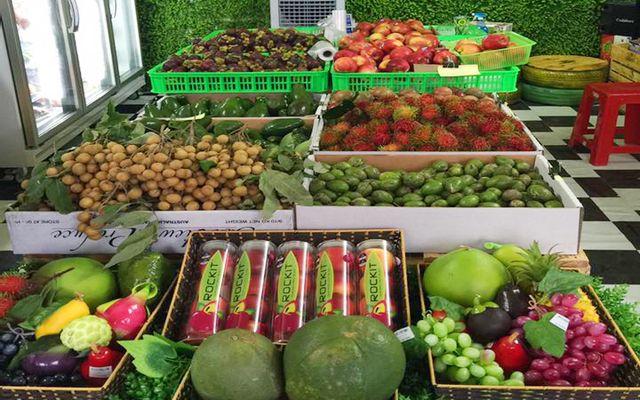 Hà Vinh Fruits ở Nghệ An