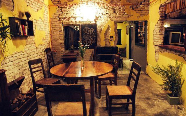 Gác Xép Cafe ở Kon Tum