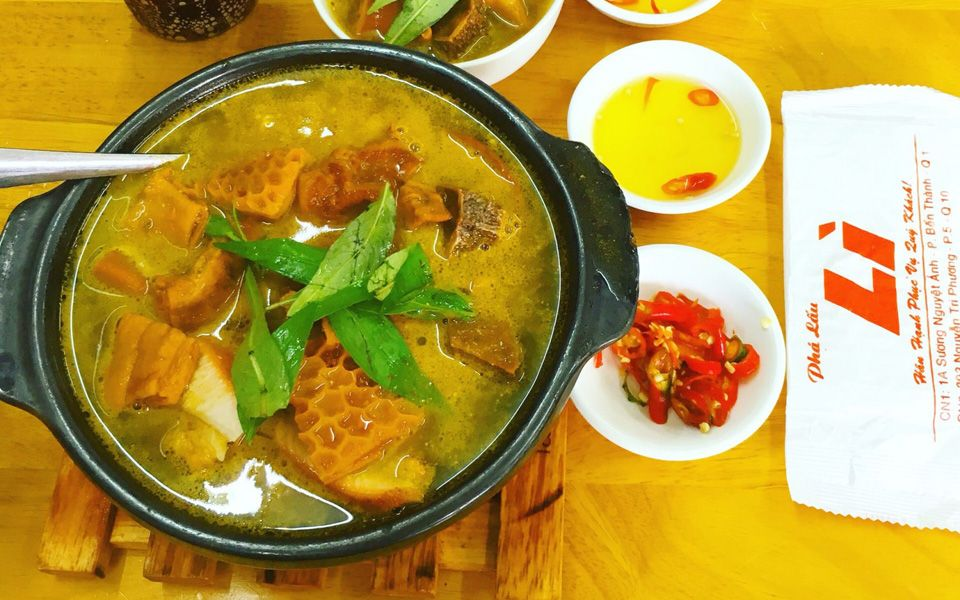 Phá Lấu Lì - Hoa Lan