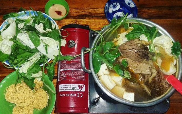 Quán Út - Lẩu Bò Ba Toa Cũ ở Lâm Đồng