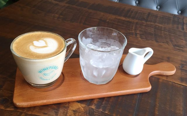Winkperry - Fashion & Coffee