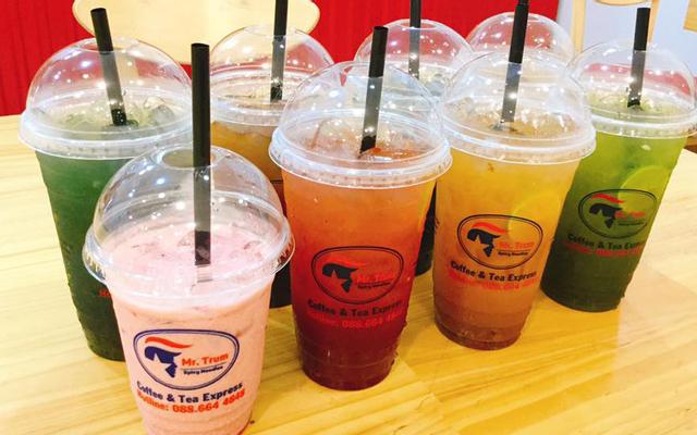 Mr.Trum - Cafe, Trà Sữa & Các Món Hàn ở TP. HCM
