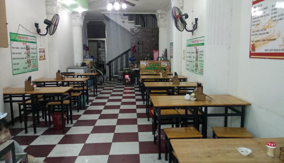 Thái Thị Trực - Nem Nướng Nha Trang