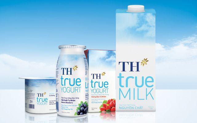 TH True Milk - Hà Huy Tập ở Nghệ An