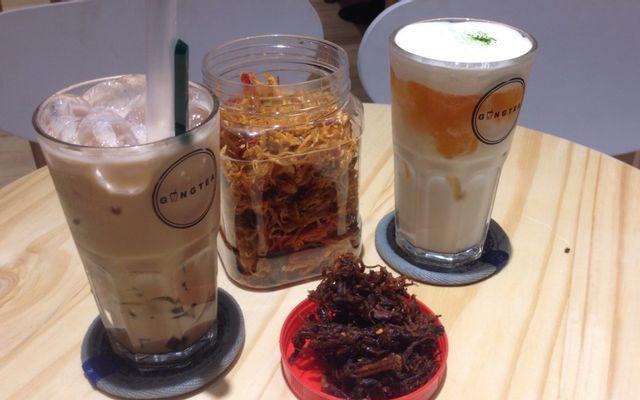 Ging Tea ở Đắk Lắk