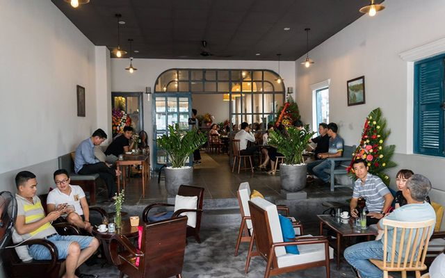 Lam Cafe - Nguyễn Huệ ở Huế