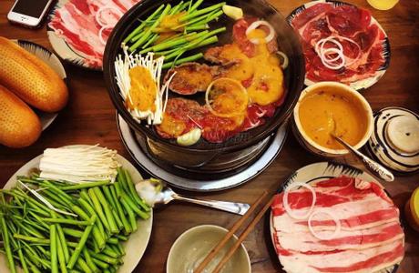 Bò Lế Rồ - Bò Nhúng Sốt & Nhúng Lẩu - Cao Thắng