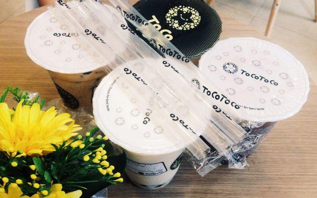 Trà Sữa Toco Toco ở Đắk Lắk