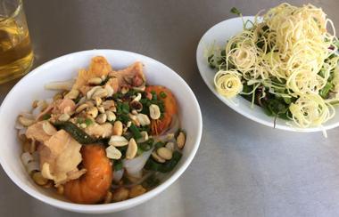 Bánh Tráng Thịt Heo Trần - Phạm Văn Đồng
