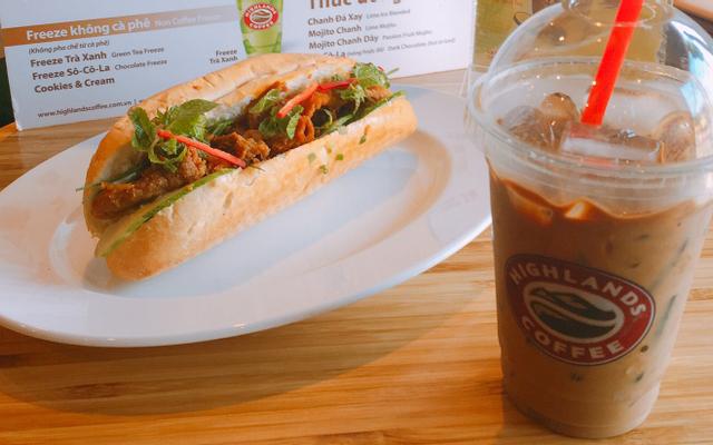 Highlands Coffee - Lý Bôn ở Thái Bình