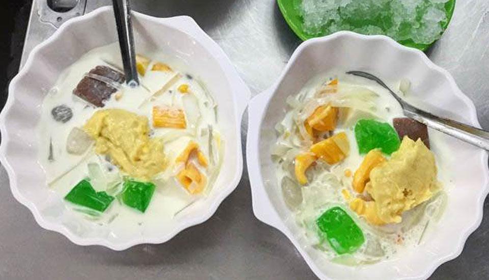 Quỳnh Như - Chè Thốt Nốt & Bánh Flan Phô Mai