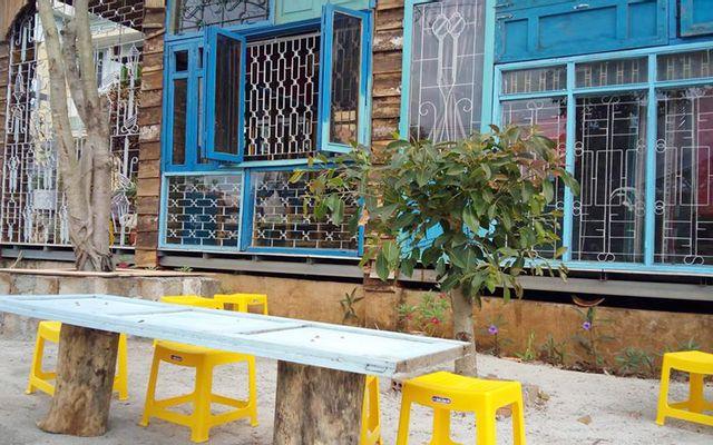 Thổ Cẩm Dam Yi Coffee ở Đắk Lắk