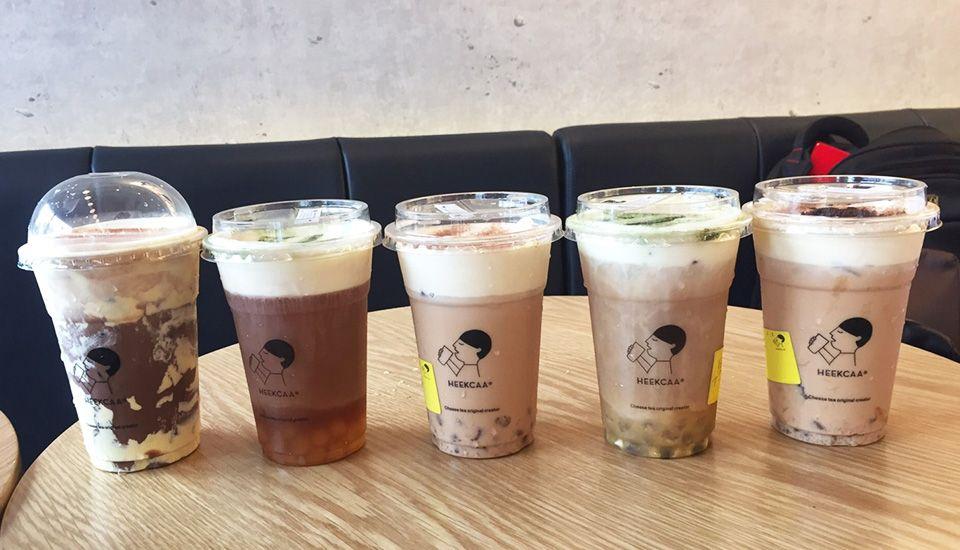 Trà Sữa Heekcaa - Nguyễn Tri Phương