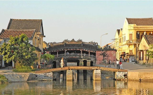 Chùa Cầu ở Quảng Nam