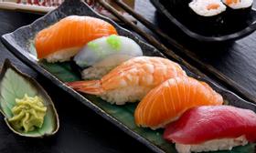 Sushi Tei - Đông Du