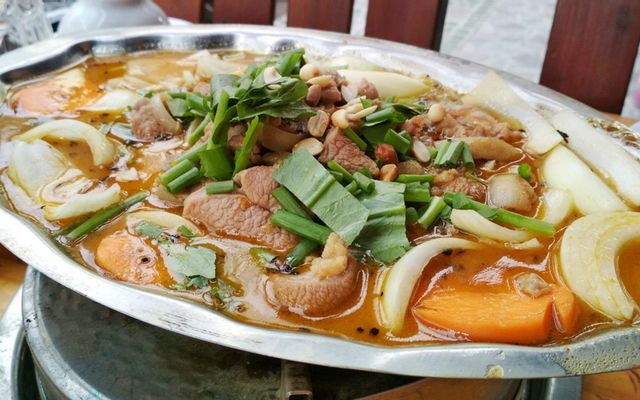 Dê Hương Sơn ở Lâm Đồng