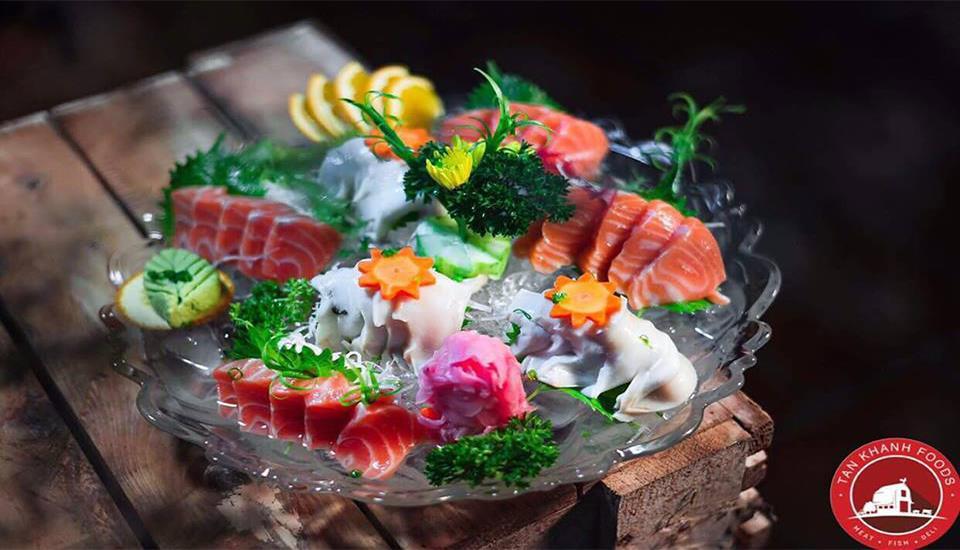 Tân Khánh Foods - Nông Thủy Sản Nhập Khẩu