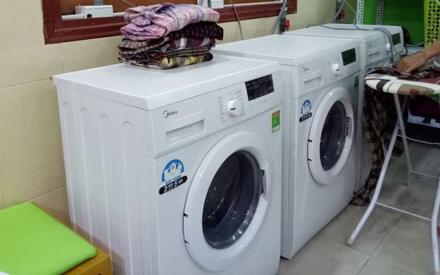 Giặt Sấy Đại Dương ở TP. HCM