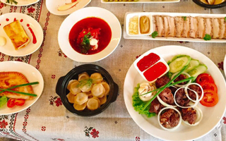 CCCP Saigon Cafe & Restaurant