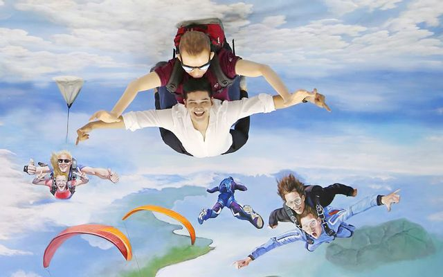 Trick Land - Bảo Tàng 3D ở Lâm Đồng