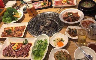 Mr. Park - Sườn Nướng Hàn Quốc - The Garden Mall