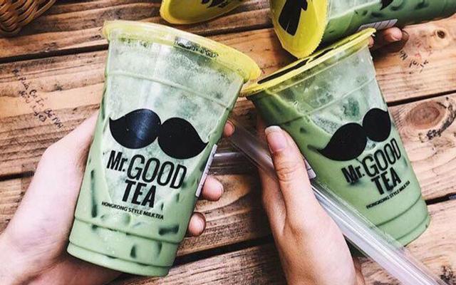 Mr Good Tea - Phan Đình Phùng ở Hà Nội