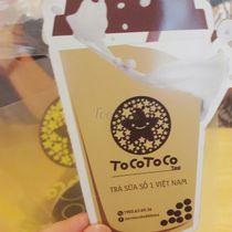Trà Sữa Tocotoco - Trần Thái Tông