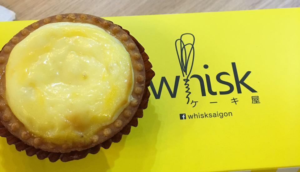 Whisk - Bánh Cheese Tart - Thảo Điền