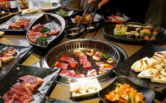 Sumo BBQ - Aeon Mall Canary Bình Dương - Buffet Nướng & Lẩu