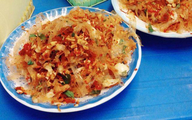 Bánh Tráng Trộn Tây Ninh ở TP. HCM