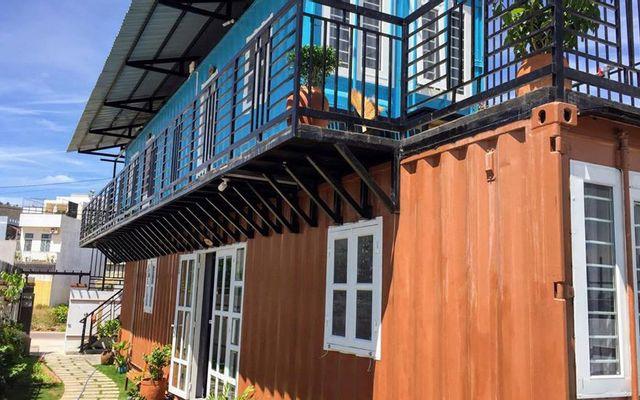 Container House - Hoàng Văn Thái ở Bình Định