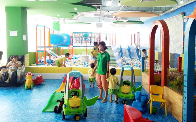 Khu Vui Chơi Giải Trí Dreams Land - Centerpoint ở Hà Nội