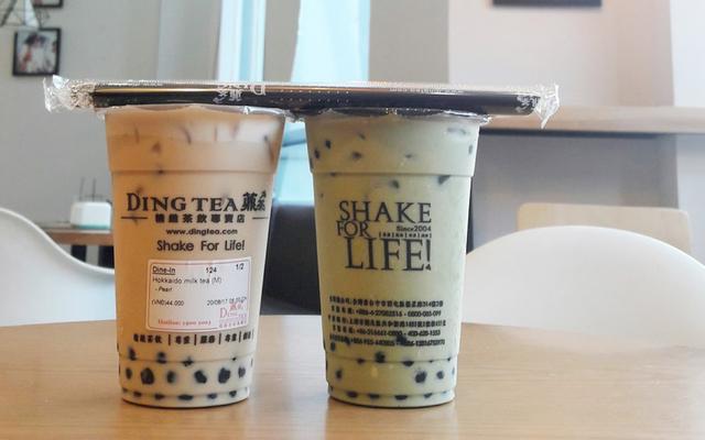 Ding Tea - Nguyễn Văn Cừ ở TP. HCM