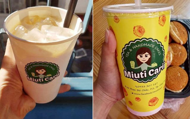 Miuti Carii - Tea & Handmade Cakes ở Vũng Tàu