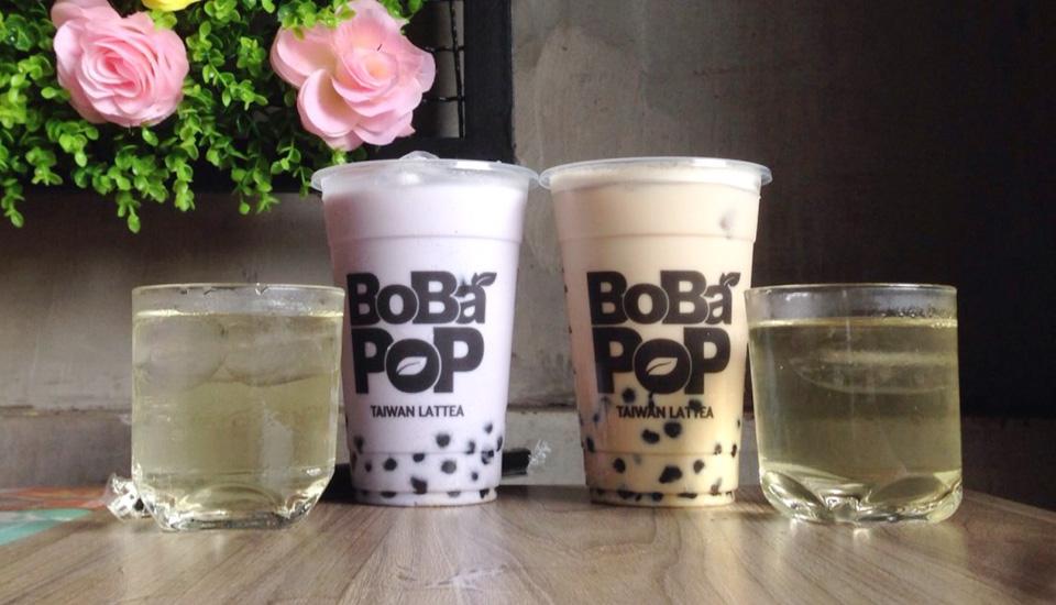 Trà Sữa Bobapop - Tân Kỳ Tân Quý