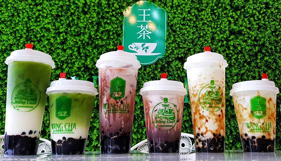 Trà Sữa Wang Cha